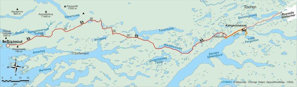 Arctic Circle Trail Part Ii Gonature